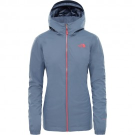 Chaqueta The North Face Quest Insulated gris mujer