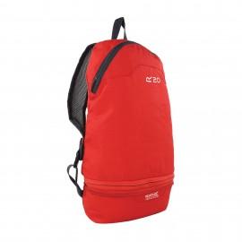 Mochila trekking Regatta Packaway Hipack 20L roja