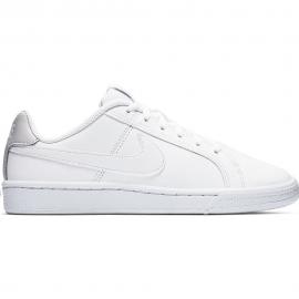 Zapatillas Nike Court Royale blanco niña
