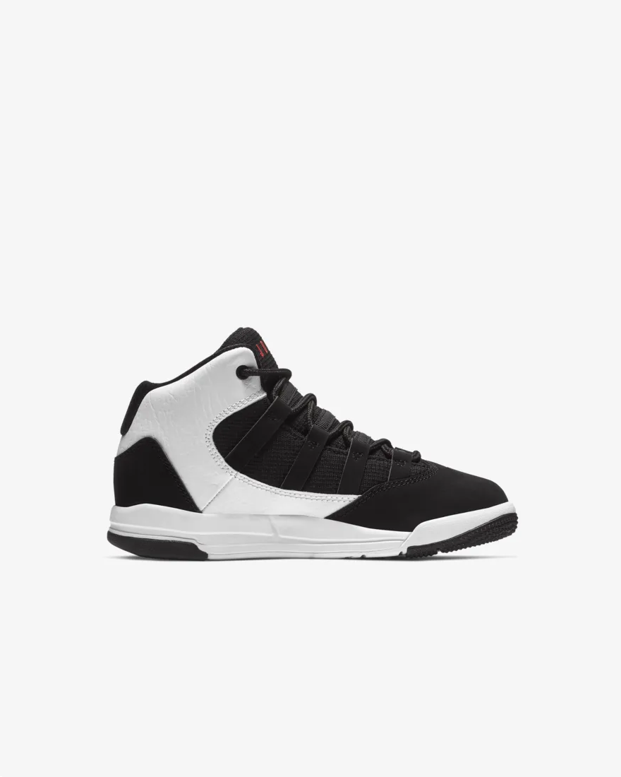 295ff67f89c Zapatillas baloncesto Nike Jordan Max Aura blanco niño - Deportes Moya