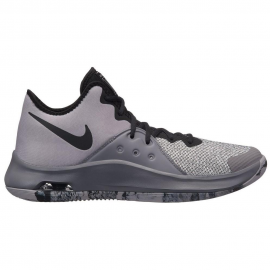 Zapatillas baloncesto Nike Air Versatile III gris hombre