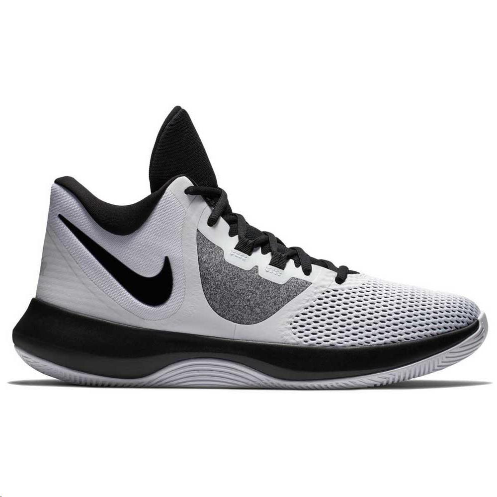 e967c73a635 Zapatillas baloncesto Nike Air Precision II blanco hombre - Deportes Moya