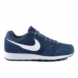 Zapatillas Nike MD Runner 2 PE azul/blanco junior