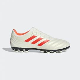 Zapatillas fútbol adidas Cops 19.3 AG blanco/rojo hombre