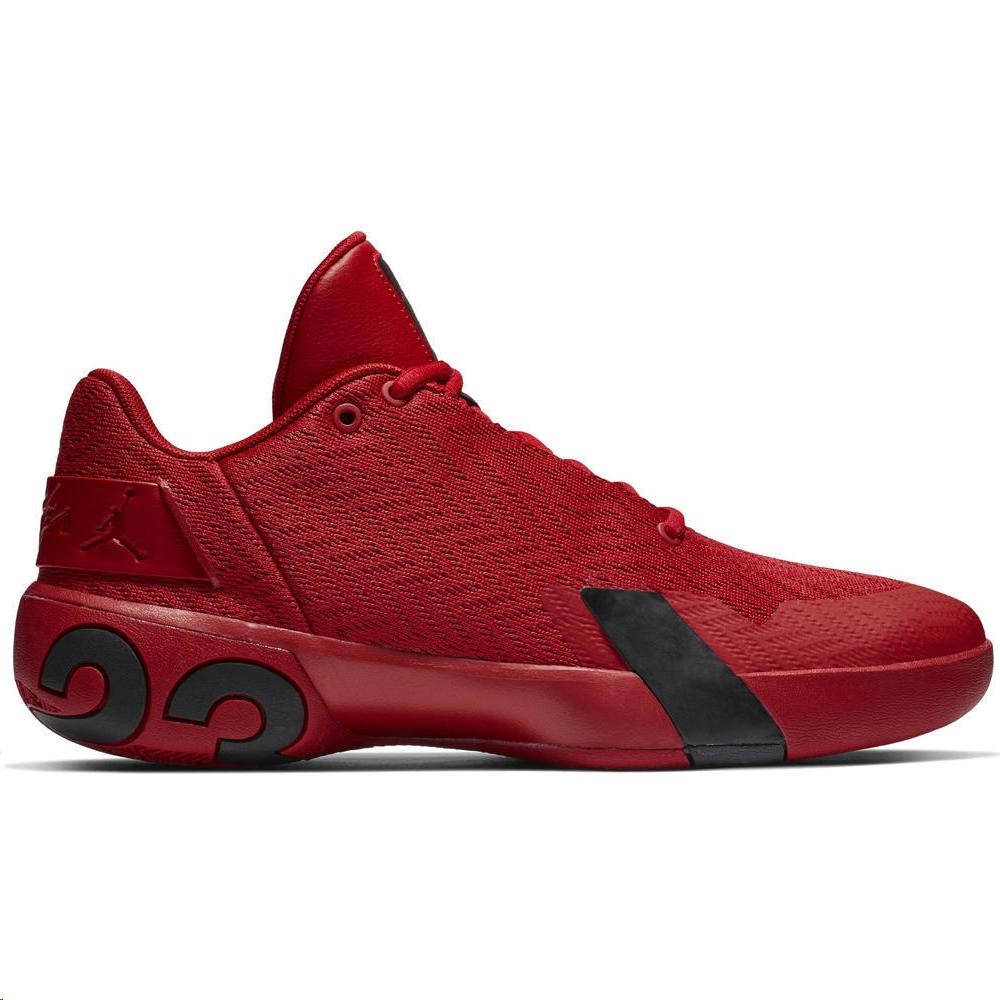 2nike jordan hombre zapatillas rojas