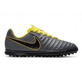 Botas de fútbol Nike Jr Legend 7 Club Tf gris/negro junior
