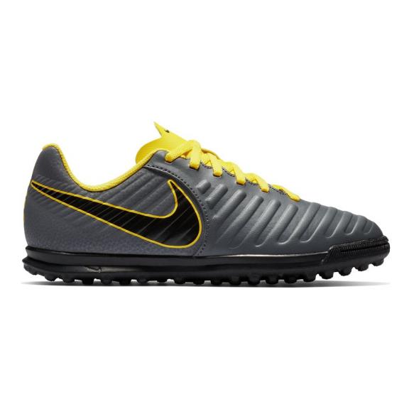 6dde7cd4 Botas de fútbol Nike Jr Legend 7 Club Tf gris/negro junior ...