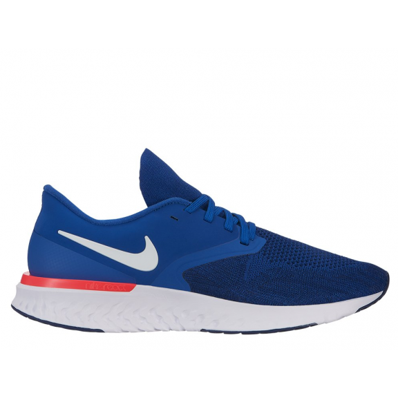 zapatillas running nike azules