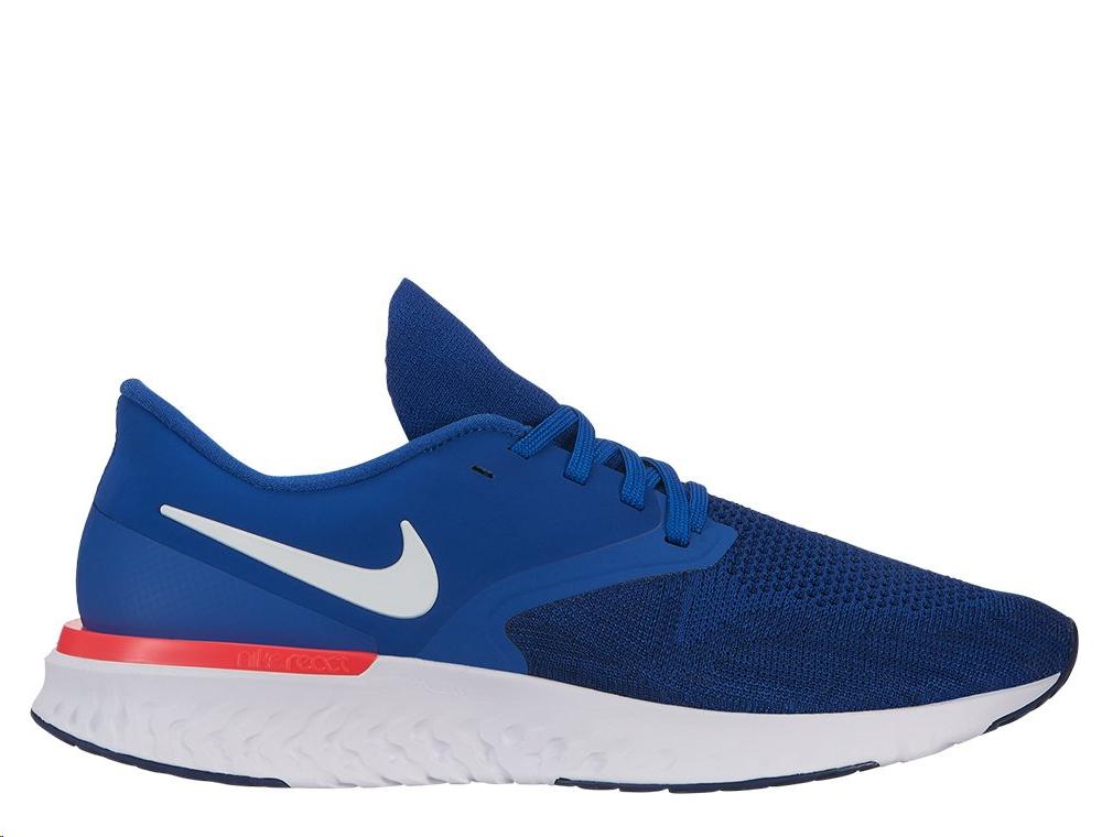 zapatillas running nike azules
