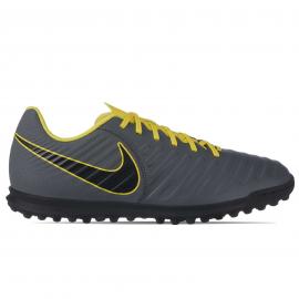 Zapatillas fútbol Nike LegendX 7 Club TF gris hombre