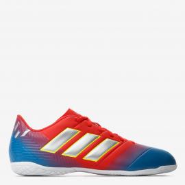 Zapatillas fútbol adidas Nemeziz Messi 18.4 IN azul/rojo hom
