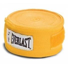 Venda boxeo Everlast EVH4454 3m amarilla