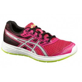 Zapatillas running Asics Ikaia 8 GS fucsia junior