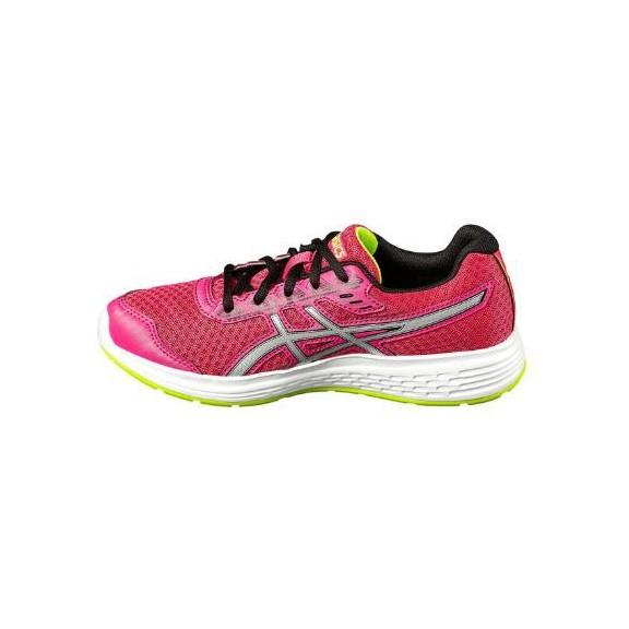 zapatillas running asics junior