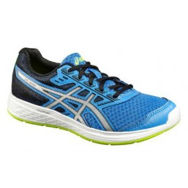 Zapatillas running Asics Ikaia 8 GS azul junior