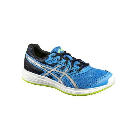 Zapatillas Running Asics Ikaia 8 Gs Azul Junior Deportes Moya