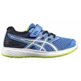 Zapatillas running Asics Ikaia 8 PS azul niño