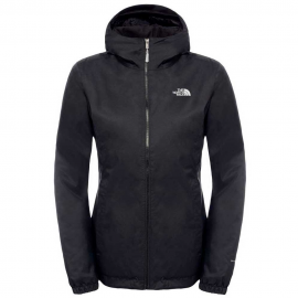 Cortavientos outdoor The North Face Quest negro mujer