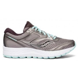 Zapatillas running Saucony Cohesion 12 gris mujer