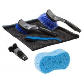 Kit de cepillos limpieza Var 6 piezas VR791000