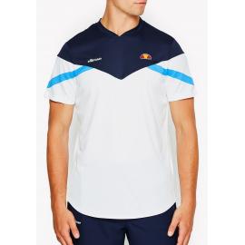 Camiseta Ellesse Aladino blanca hombre