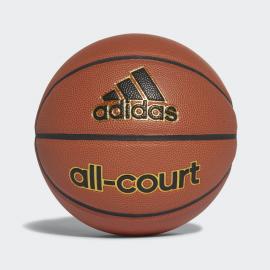 Balón baloncesto Adidas All Court naranja junior