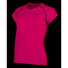 Camiseta tenisl K-Swiss Hypercourt Express rosa mujer