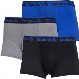 Boxer Reebok Karson 3pk negro/gris/azul hombre