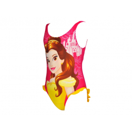 Bañador Arena Disney Bella rosa niña