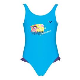 Bañador Arena Estrella de Mar azul niña