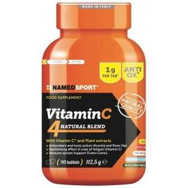 Bote Named Sport Vitamina C4 mezcla natutal (90 capsulas)