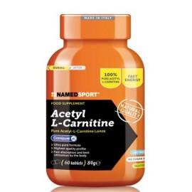 Bote NamedSport Acetyl L-carnitine 60 capasulas quema grasa