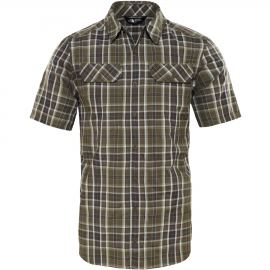 Camisa The North Face Pine Knot taupe hombre