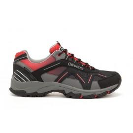 Zapatillas trekking Chiruca Sumatra 19 GTX gris/rojo hombre