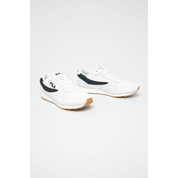 Zapatillas Fila Orbit Low blancoazul hombre