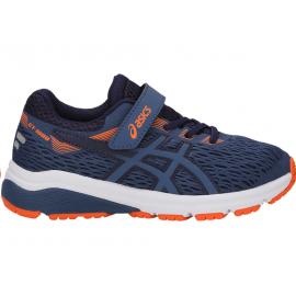 Zapatillas running Asics GT-1000 7 (PS) azul niño