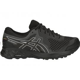 Zapatillas trail Asics Gel-Sonoma 4 GTX negra/gris mujer