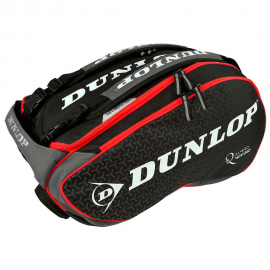 Paletero Dunlop Elite Moyano negro rojo
