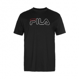 Camiseta Fila Paul negra hombre