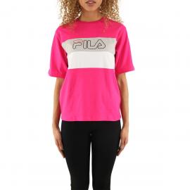 Camiseta Fila Lei Tee SS fucsia mujer
