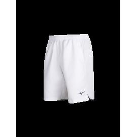 Pantalón tenis/pádel Mizuno Hex Rect blanco hombre