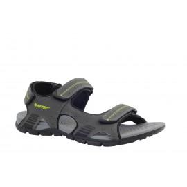 Sandalias trekking Hi-Tec Palaos gris hombre