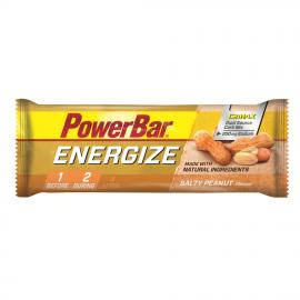 Barrita Energize Powerbar Cacahuete 60g