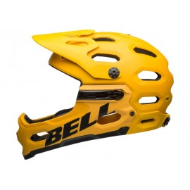 Casco Bell Super 3R Mips matte yellow/coal