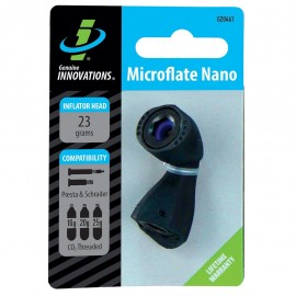 Inflador Genuine Innovations  Microflate Nano sin C02