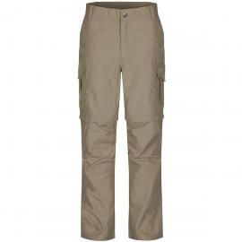 Pantalón desmontable Regatta Delph Cbo. marrón hombre