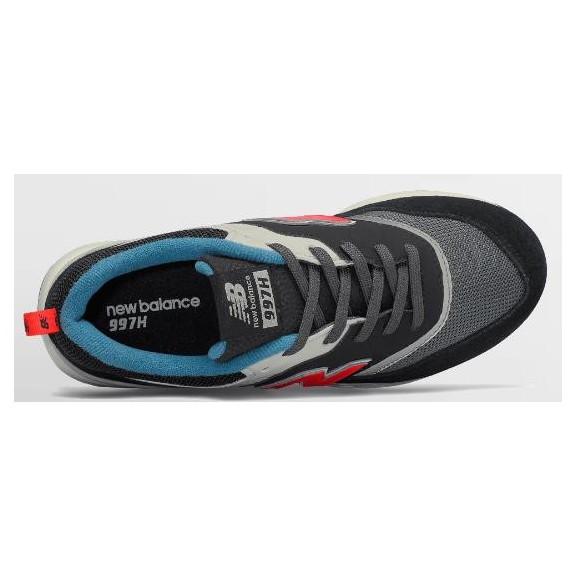 b02ae1013ad02 Zapatillas New Balance GR997HAI negro junior - Deportes Moya