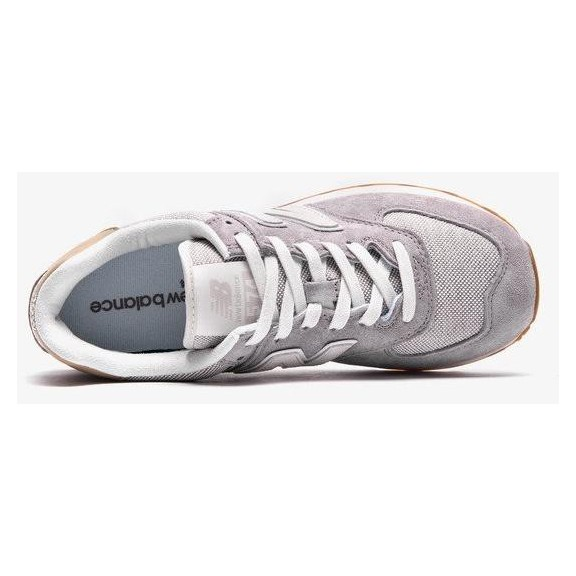 1f0b4cd219a Zapatillas New Balance WL574CLC malva mujer - Deportes Moya