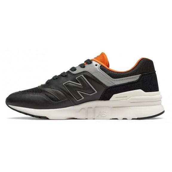 Zapatillas New Balance CM997HGB negro hombre