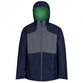 Chaqueta outdoor Regatta Garforth II azul hombre